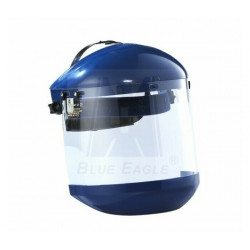 Blue Eagle Chin Guard For Face Shield