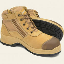 Blundstone 318 Zip Safety Boots