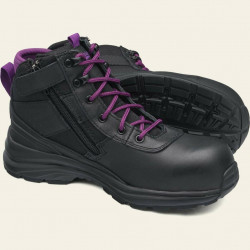 Blundstone 887 Womens Zip Safety Boots