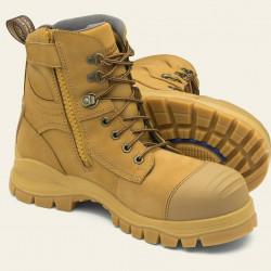 Blundstone 992 Zip Safety Boots