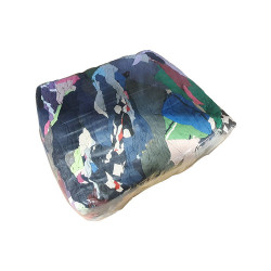 In2Safe Mixed Coloured Rags-10kg