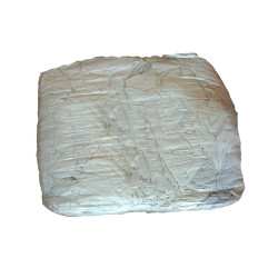 In2Safe Mixed White Rags-10kg