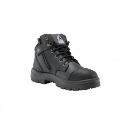 Steel Blue Parkes Zip Mens Safety Boots