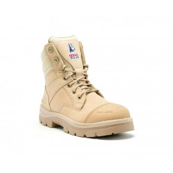 Steel Blue Southern Cross Zip Safety Boots