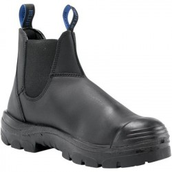 Steel Blue Hobart w/ Bump Cap Safety Boots