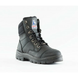 Steel Blue Southern Cross Womens Zip Safety Boots