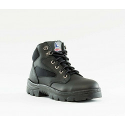Steel Blue Parkes Womens Zip Safety Boots