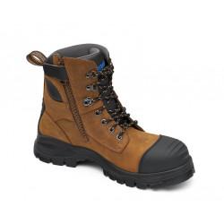 Blundstone 983 Zip Safety Boots