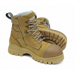 Blundstone 892 Womens Zip Safety Boots