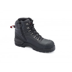 John Bull Crow Zip Safety Boots