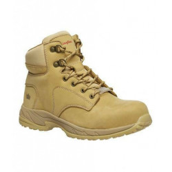 King Gee Tradie Womens Zip Safety Boots