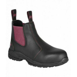 King Gee Tradie Womens Slip-On Safety Boots