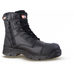No.8 Linesman WP Zip Safety Boots