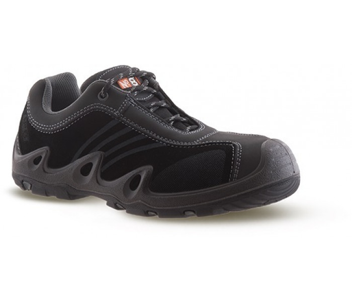 No.8 Blacktrack Safety Shoes