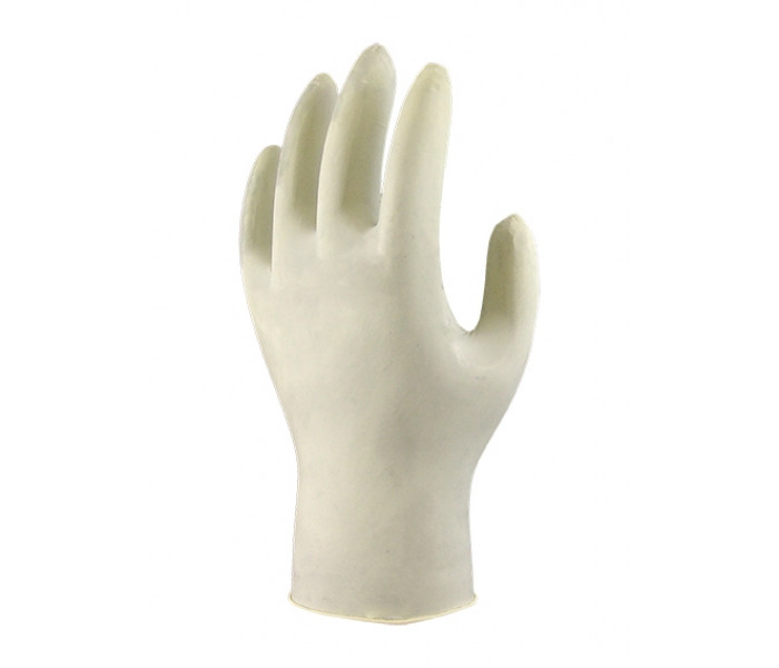 Lynn River Latex Disposable Gloves-50pr Box