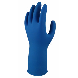 Lynn River Heavy Duty Latex Disposable Gloves-25pr Box