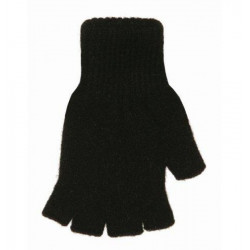 MKM Possum/Merino Fingerless Gloves