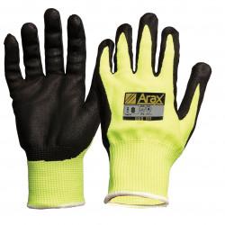 PRO Arax Gold Nitrile Cut 5 Gloves
