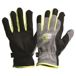 PRO Fit Silver RiggaMate Gloves