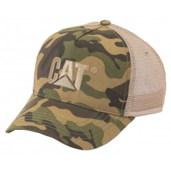 CAT Design Mark Trucker Cap