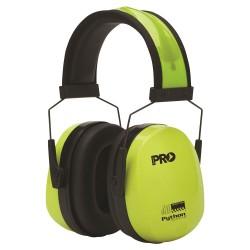 PRO Python Hi-Vis Headband Earmuffs