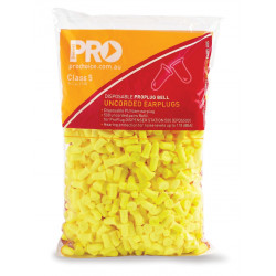 PRO Bell 500pr Uncorded Earplugs for Dispenser