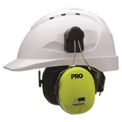 PRO Python Hi-Vis Hard Hat Earmuffs