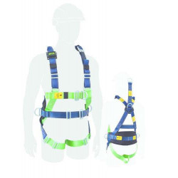 Miller Polyester Webbing Riggers Harness