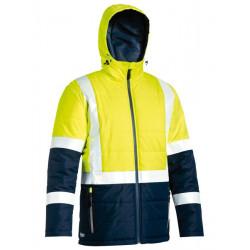 Bisley Day/Night Puffer Jacket