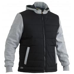 Bisley Flex & Move Contrast Puffer Jacket