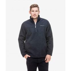 Swanndri Weka 1/2 Zip Bonded Wool Pullover