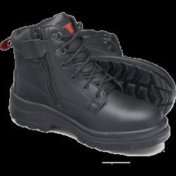 John Bull Elkhorn Zip Safety Boots