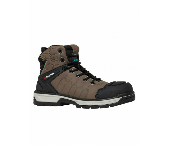 King Gee Quantum Zip Safety Boots