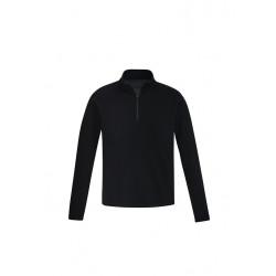 Syzmik 1/4 Zip Merino Pullover Top