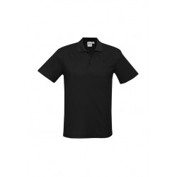 Biz Crew Mens S/S Polo