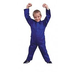 Blue Castle Kids Overalls