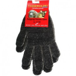 Thermadry Possum/Polyprop Full Finger Glove