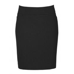 Biz Classic Womens Knee Length Skirt