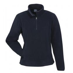 Biz Trinity Womens Fleece Pullover