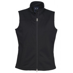 Biz Tech Ladies Soft Shell Vest