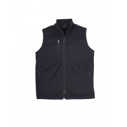 Biz Tech Soft Shell Mens Vest