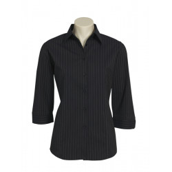 Biz Manhattan Womens 3/4 Sleeve Shirt