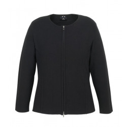 Biz 2-Way Zip Womens Cardigan