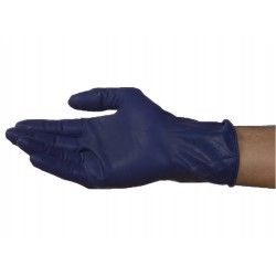 Handplus Latex High Risk Disposable Gloves-25pr Box