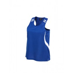 Biz Flash Womens Singlet