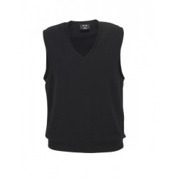Biz V-Neck Knit Ladies Vest