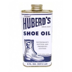 Huberd's Shoe Oil 227ml Tin