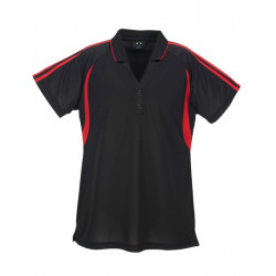 Biz Flash Womens Polo