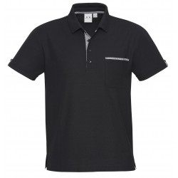 Biz Edge Mens Polo