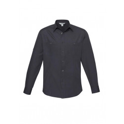 Biz Bondi Mens Long Sleeve Shirt